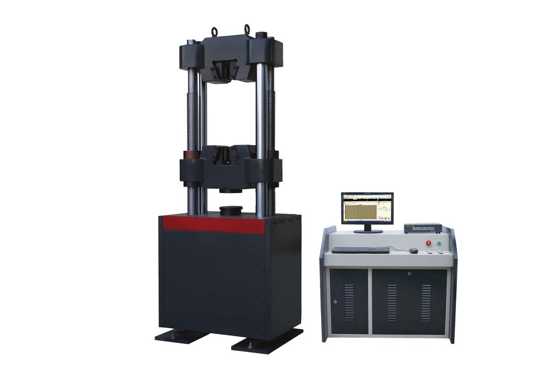 Universal Computer Control Hydraulic Tensile Testing Lab Test Machines For Strength Tensile Test